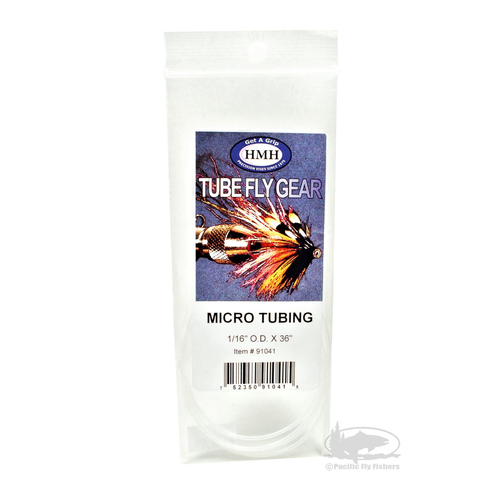 HMH Micro Tubing - Tube Fly Tying Materials