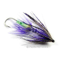 Hobit Spey - Purple - Pacific Fly Fishers