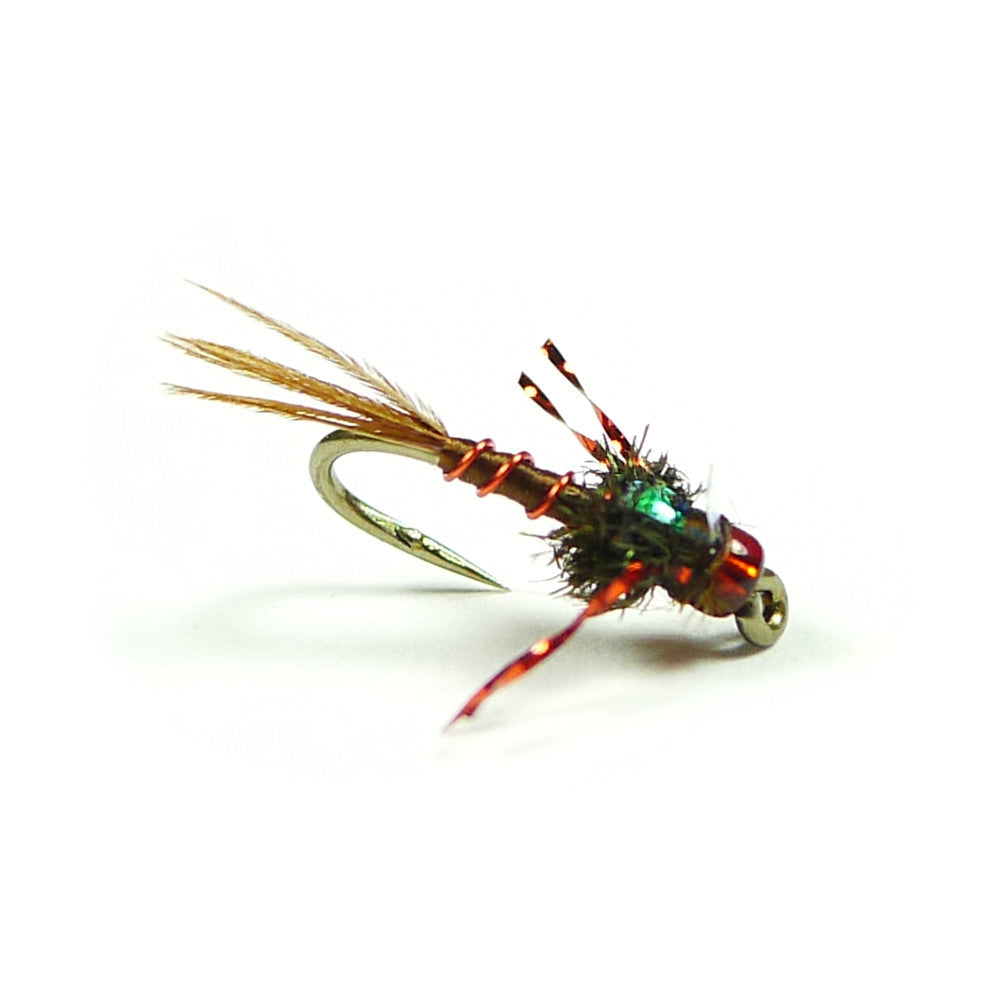 Hogan's Red Headed Step Child - Pacific Fly Fishers