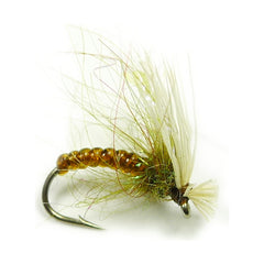 Hogan's Last Call Caddis - Olive - Pacific Fly Fishers