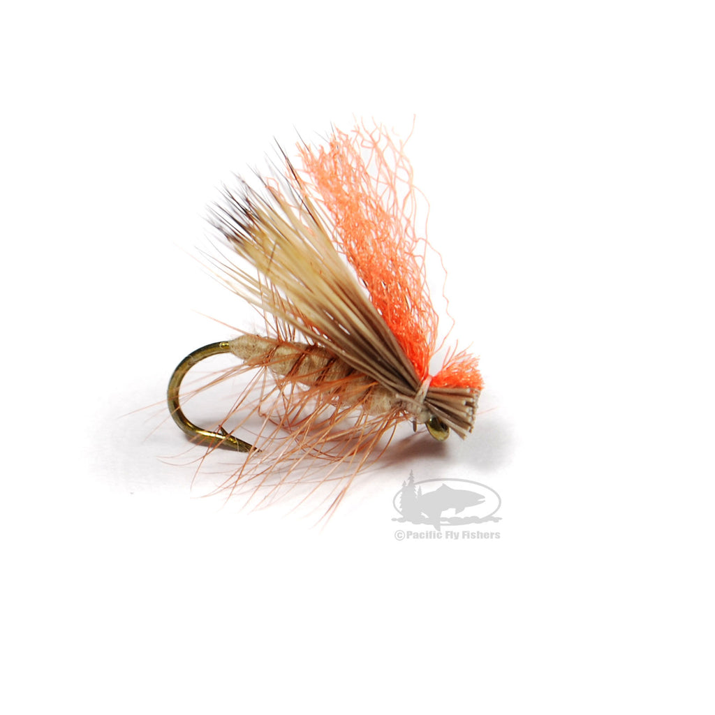Hot Wing Caddis - Tan - Dry Fly