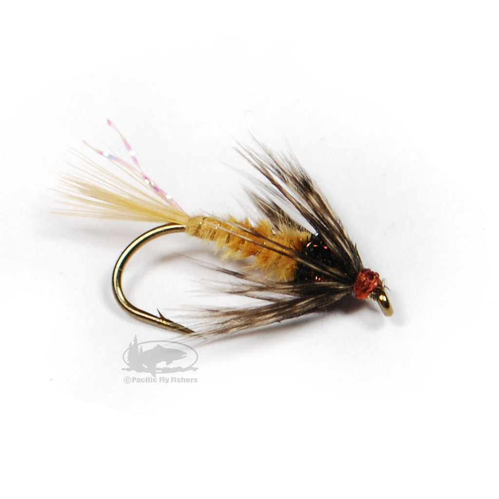 JW Debutante - Ginger - Wet Fly