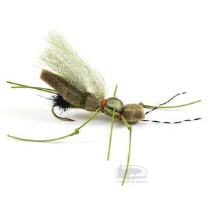 Kurt's Egg Drop Skwala - Stonefly Dry Flies
