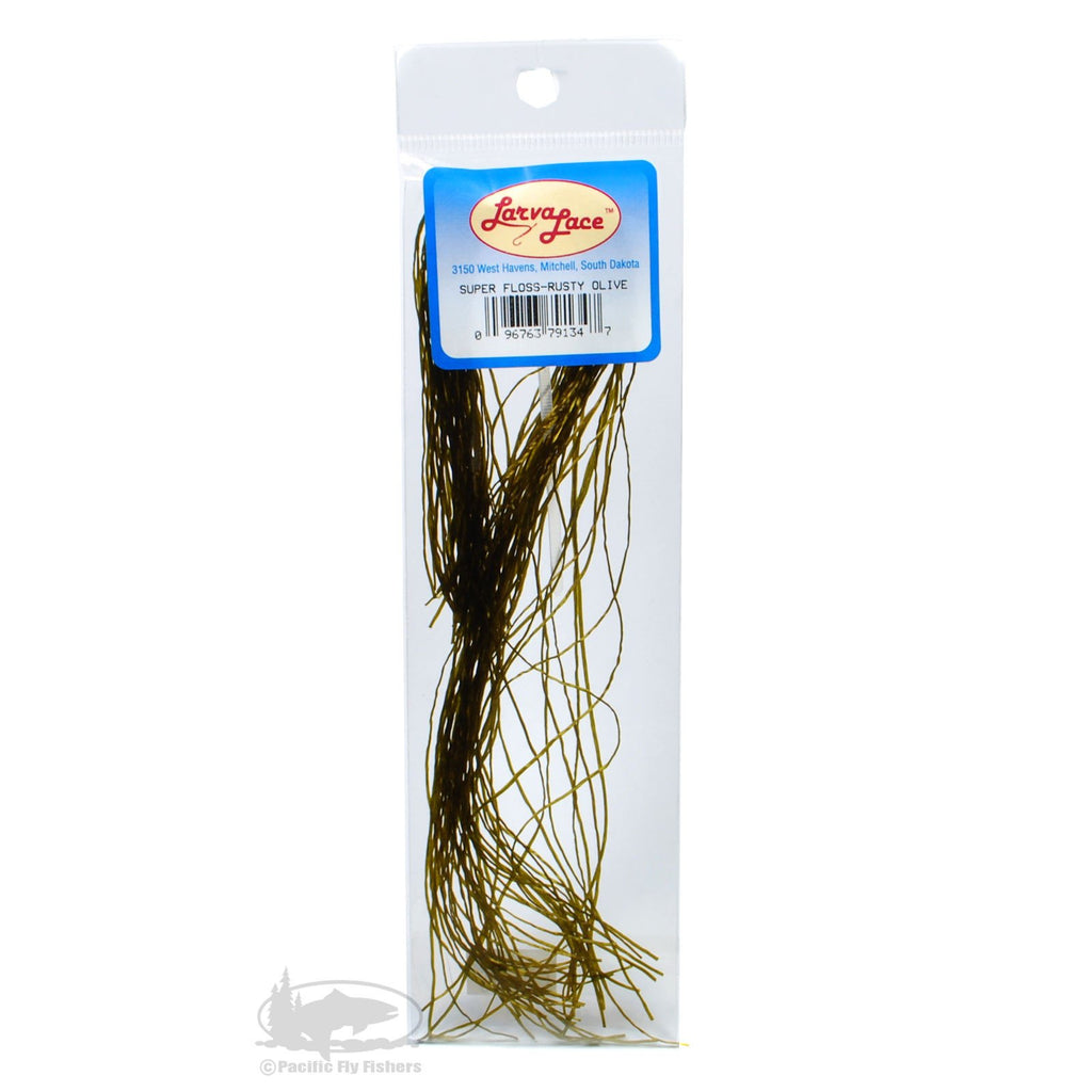 Larva Lace Super Floss - Pacific Fly Fishers