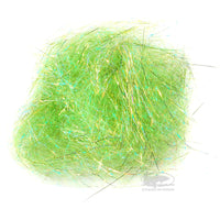 Spirit River Lite-Brite Dubbing- Shimmering Chartreuse - Fly Tying Materials
