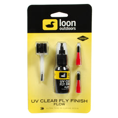 Loon UV Flow Clear Fly Finish