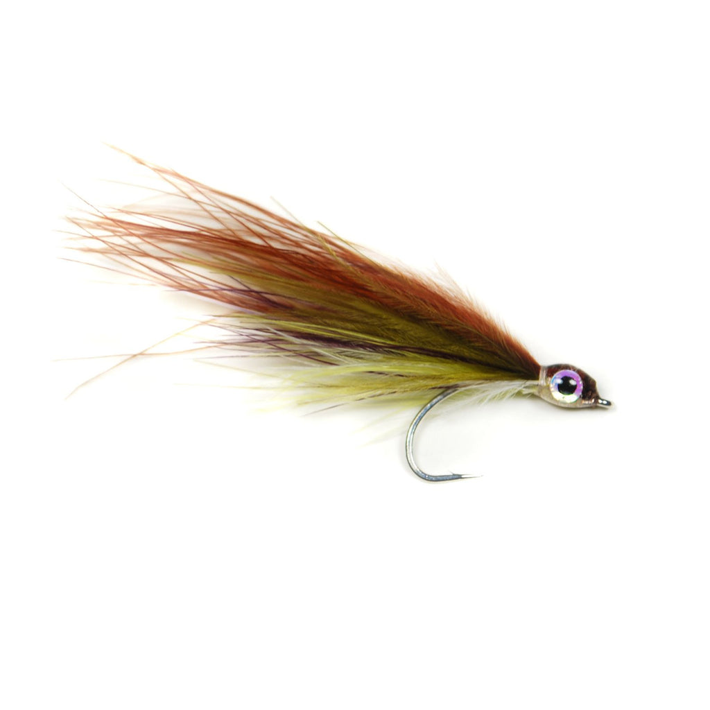 Marabou Sand Eel - Pacific Fly Fishers