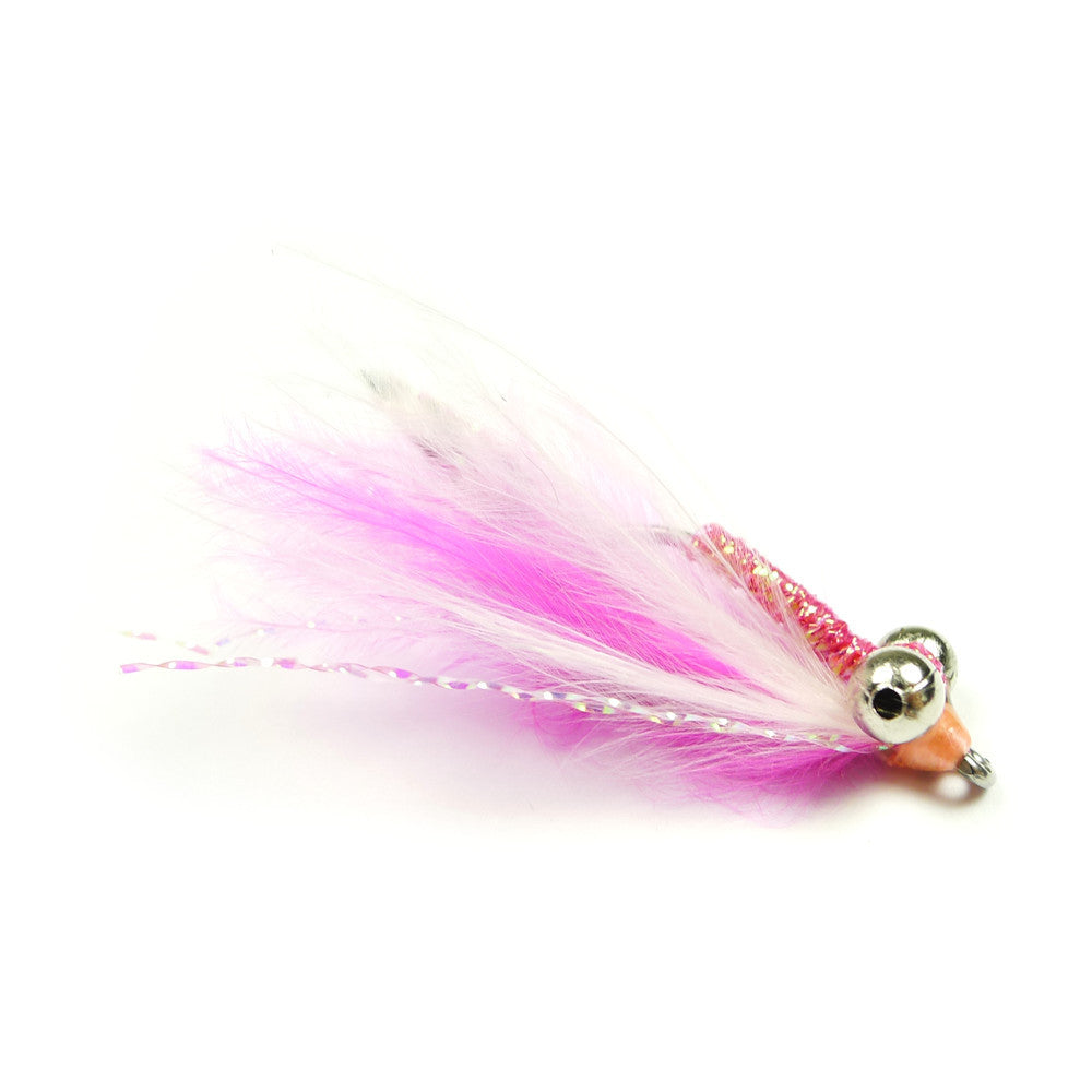 Marabou Shrimp - Pink - Pacific Fly Fishers