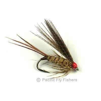 March Brown Emerger - Pacific Fly Fishers