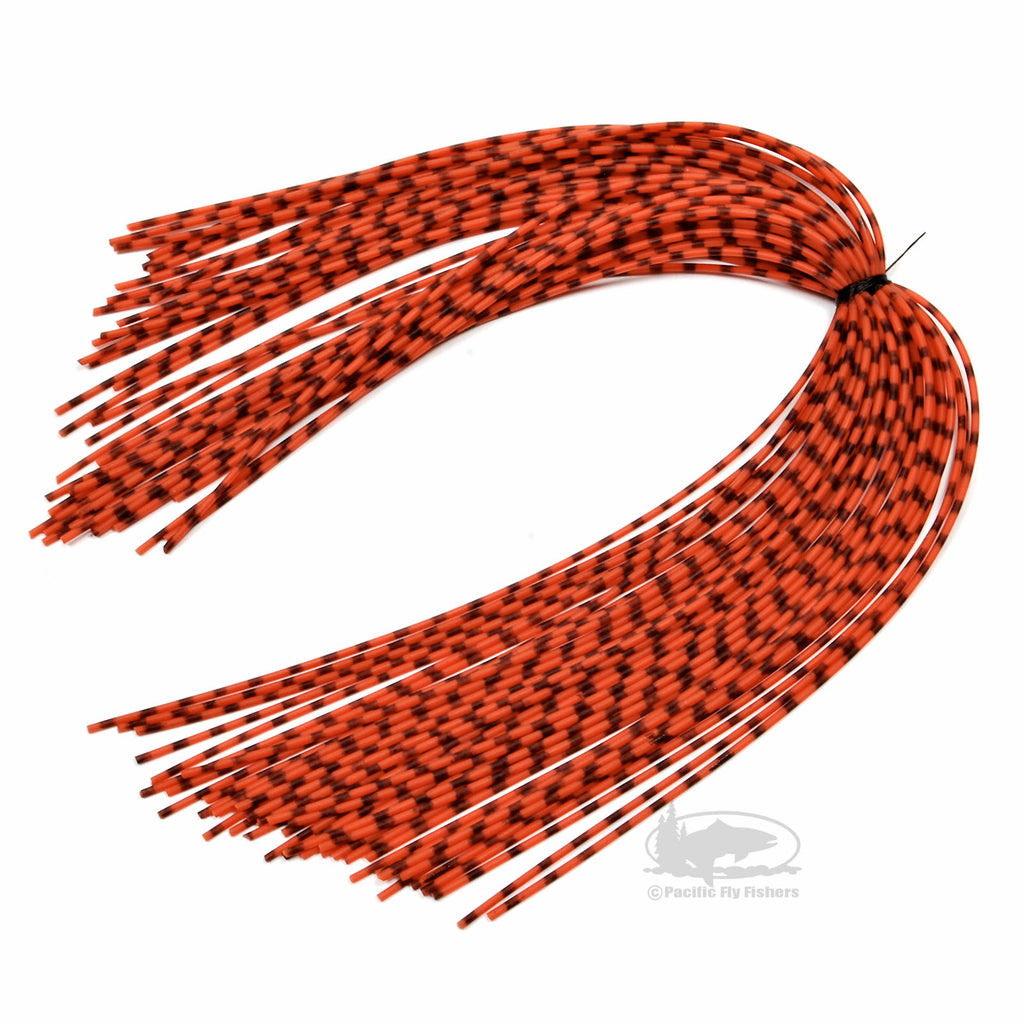 MFC Centipede Legs - Medium - Speckled Hot Orange