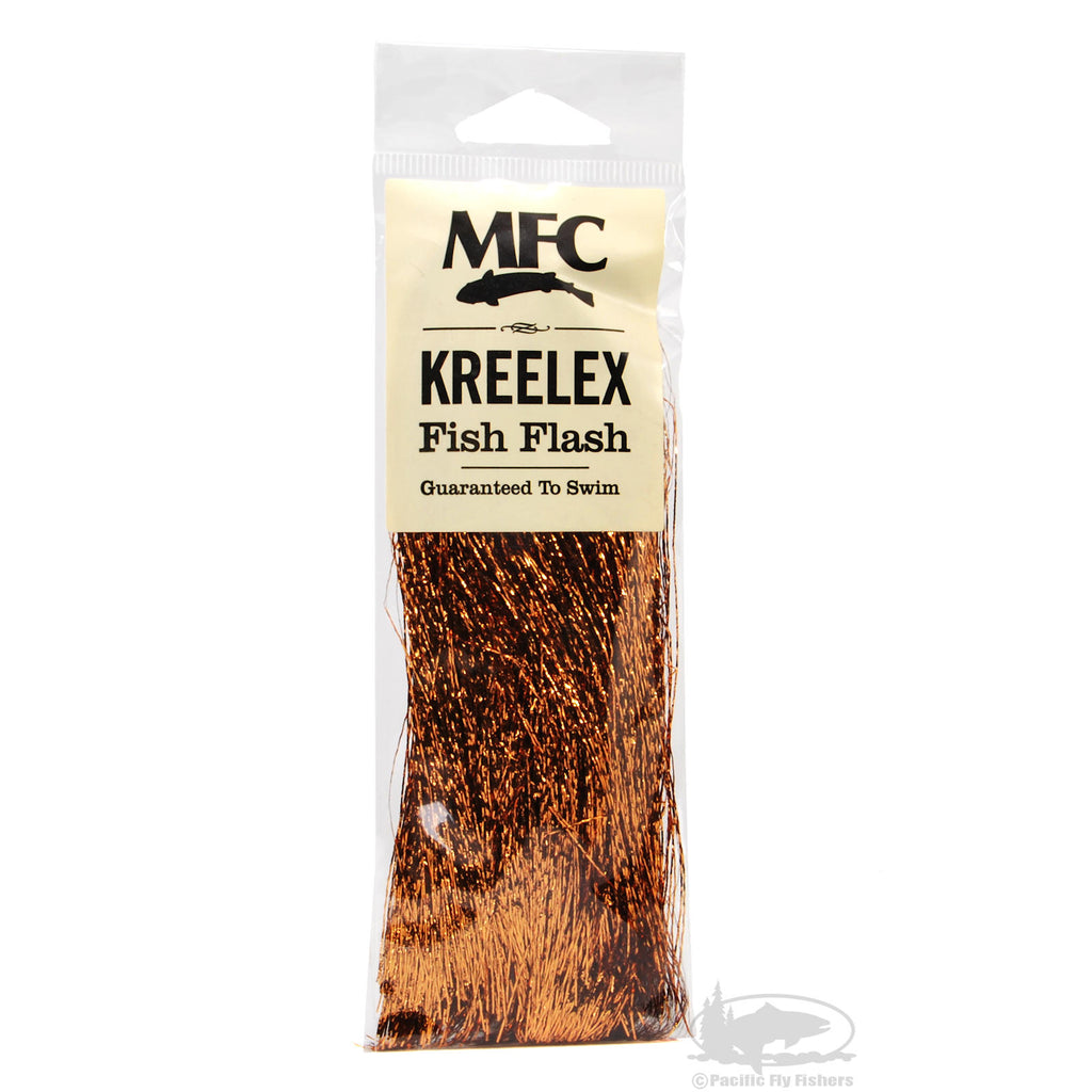 MFC - Kreelex Fish Flash - Copper - Fly Tying Materials