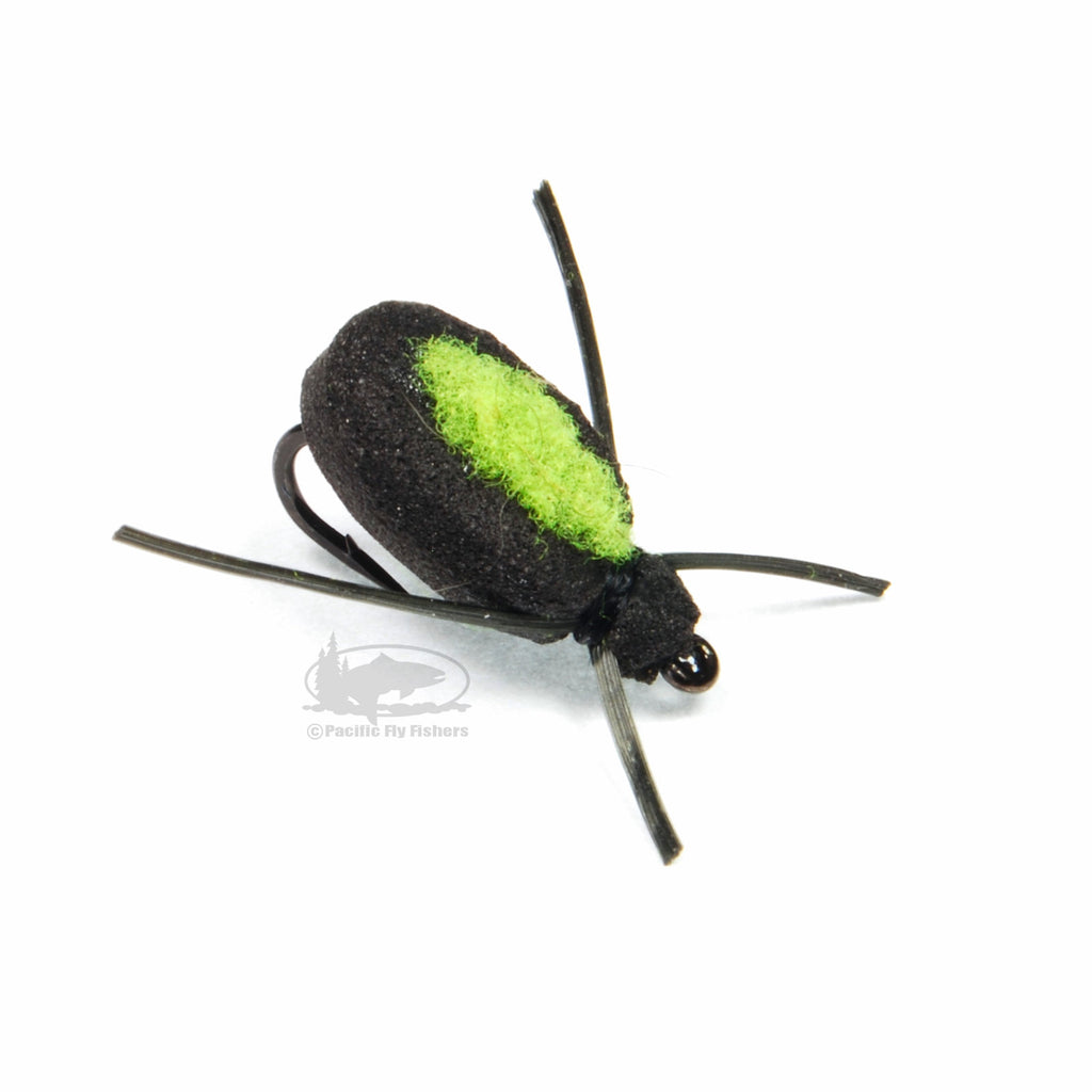 Horodysky Mohawk Beetle - Fly Fishing Terrestrial Flies