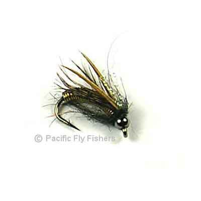 Morrish Hotwire Caddis - Tan