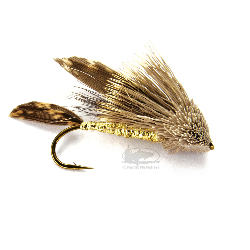Muddler Minnow - Streamers - Fly Fishing Flies