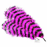 OPST Barred Ostrich Drabs - Hot Pink