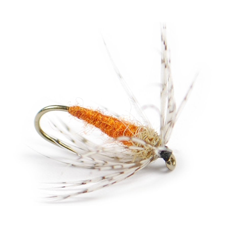 Orange Soft Hackle