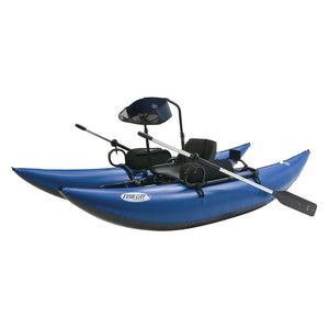 Fish Cat 10-IR Stand Up Pontoon Boat
