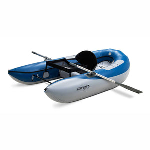 Outcast Fish Cat Scout Frameless Pontoon Boat