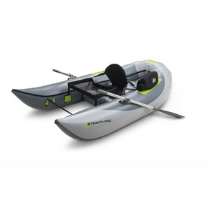 Outcast OSG Stealth Pro Frameless Pontoon Boat - Pacific Fly Fishers