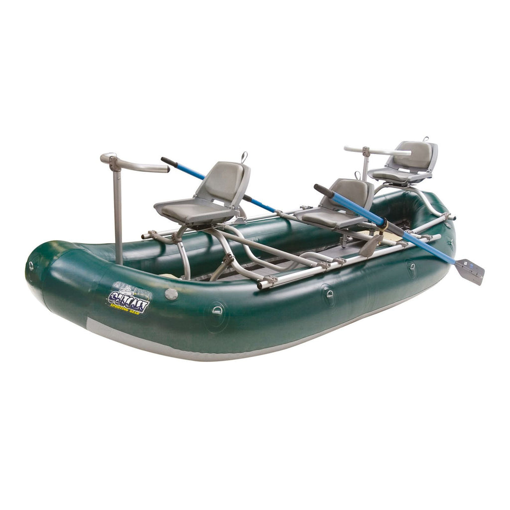Outcast PAC 1300 Raft - Pacific Fly Fishers