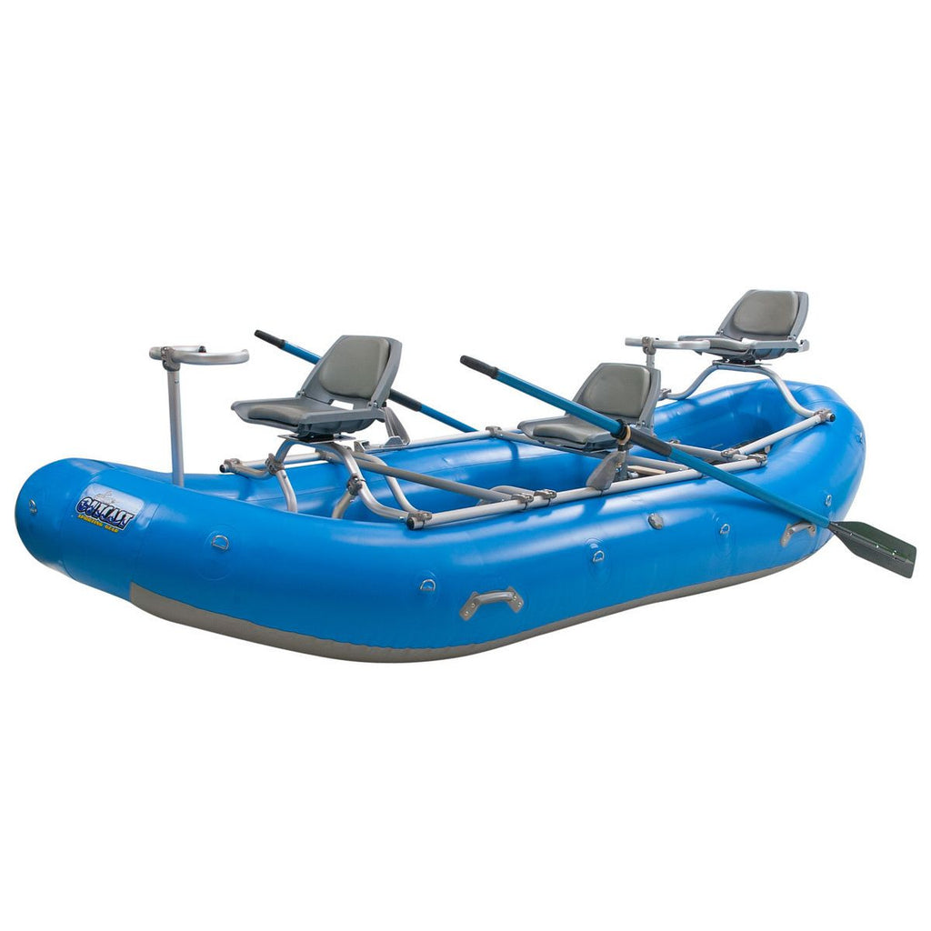 Outcast PAC 1400 Raft - Pacific Fly Fishers