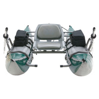 Outcast PAC 800 Pontoon Boat Front