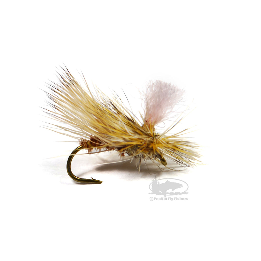 Parachute Caddis - Tan - Dry Fly