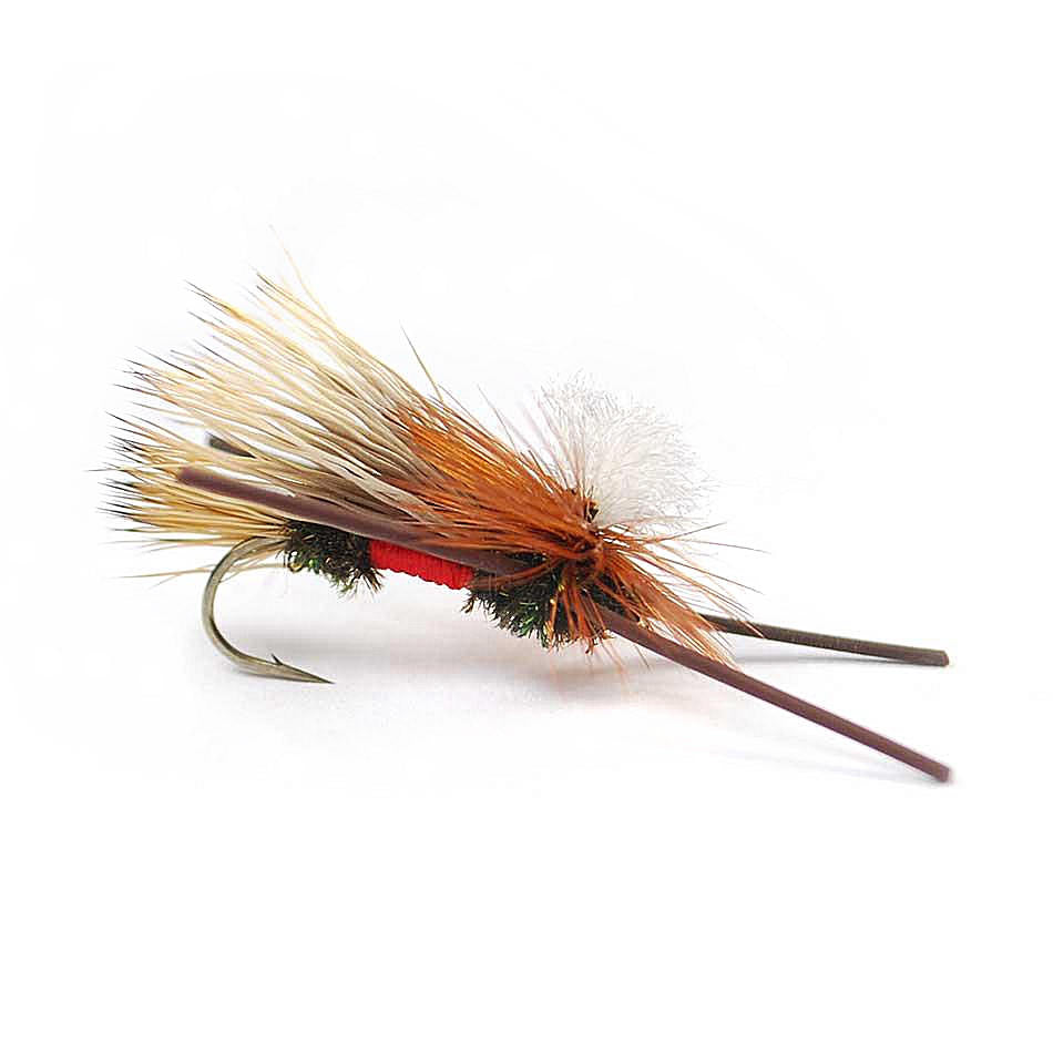 Royal Parachute Madam-X - Fly Fishing Dry Flies
