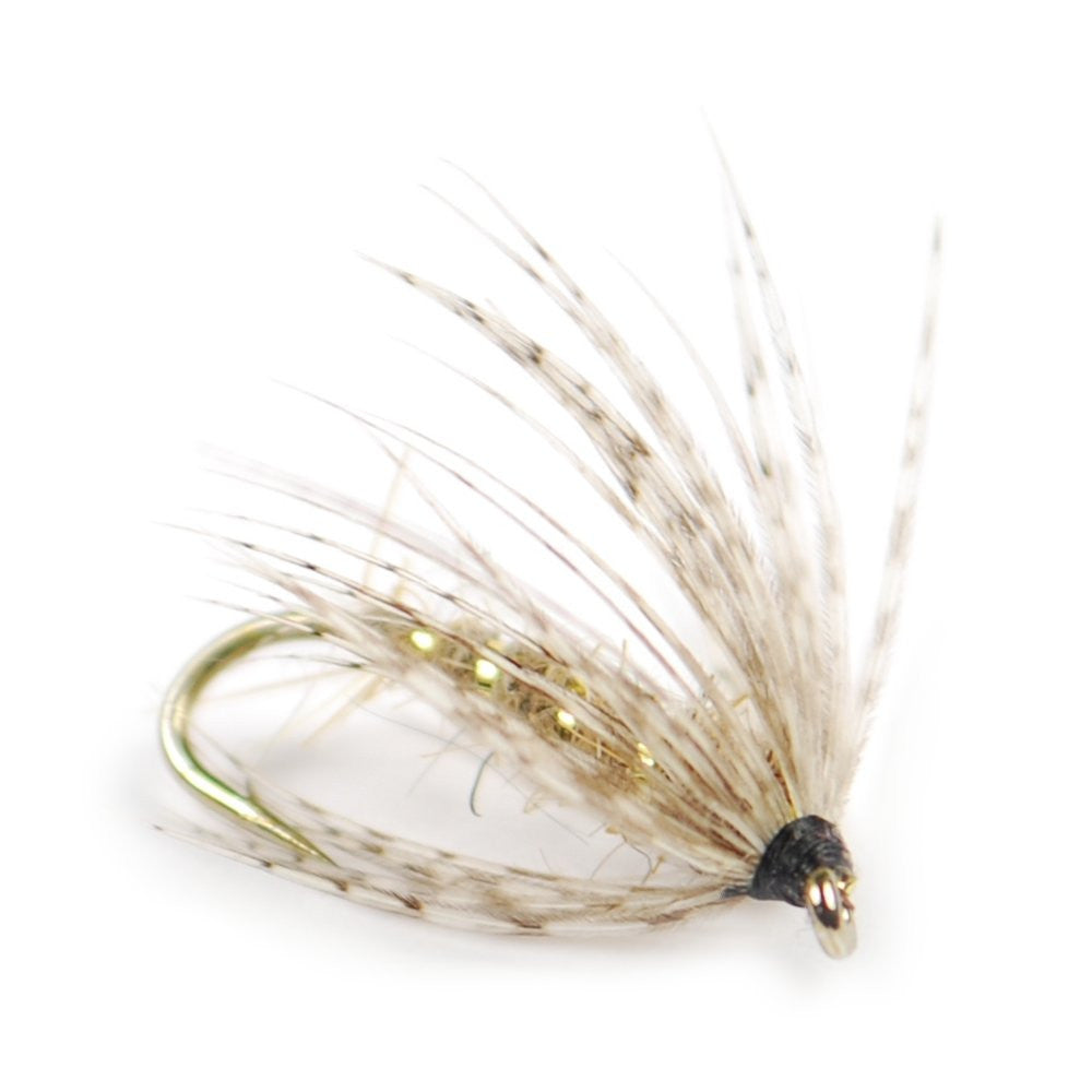 Partridge and Hare's Ear Soft Hackle