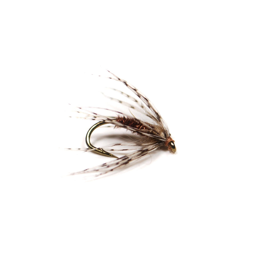 Partridge and Pheasant Soft Hackle