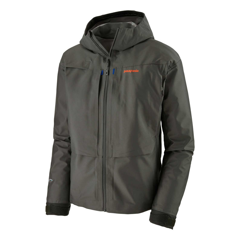 Patagonia River Salt Jacket - Forge Grey
