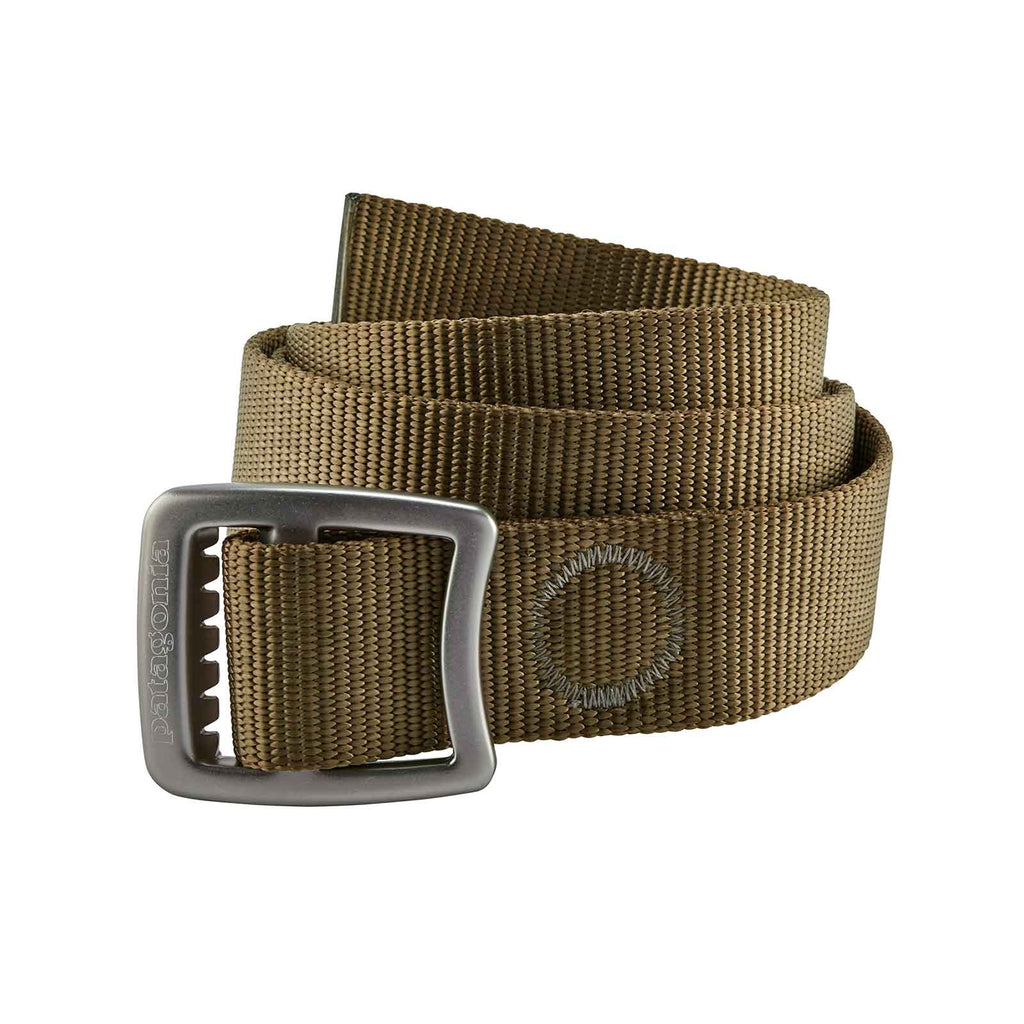 Patagonia Tech Web Belt - Ash Tan