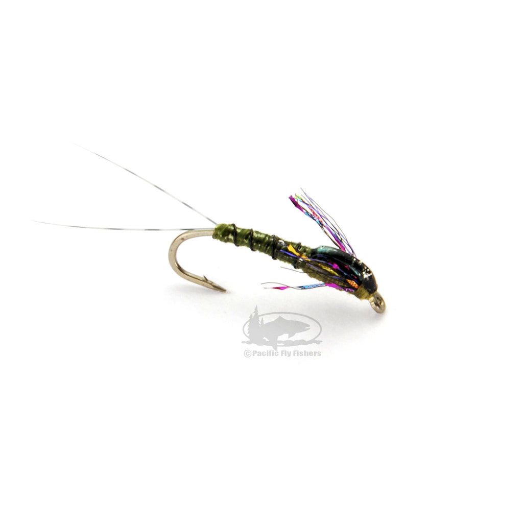 Pennington's Baetis - Olive - Blue Wing Olive - Nymphs - Fly Fishing Flies