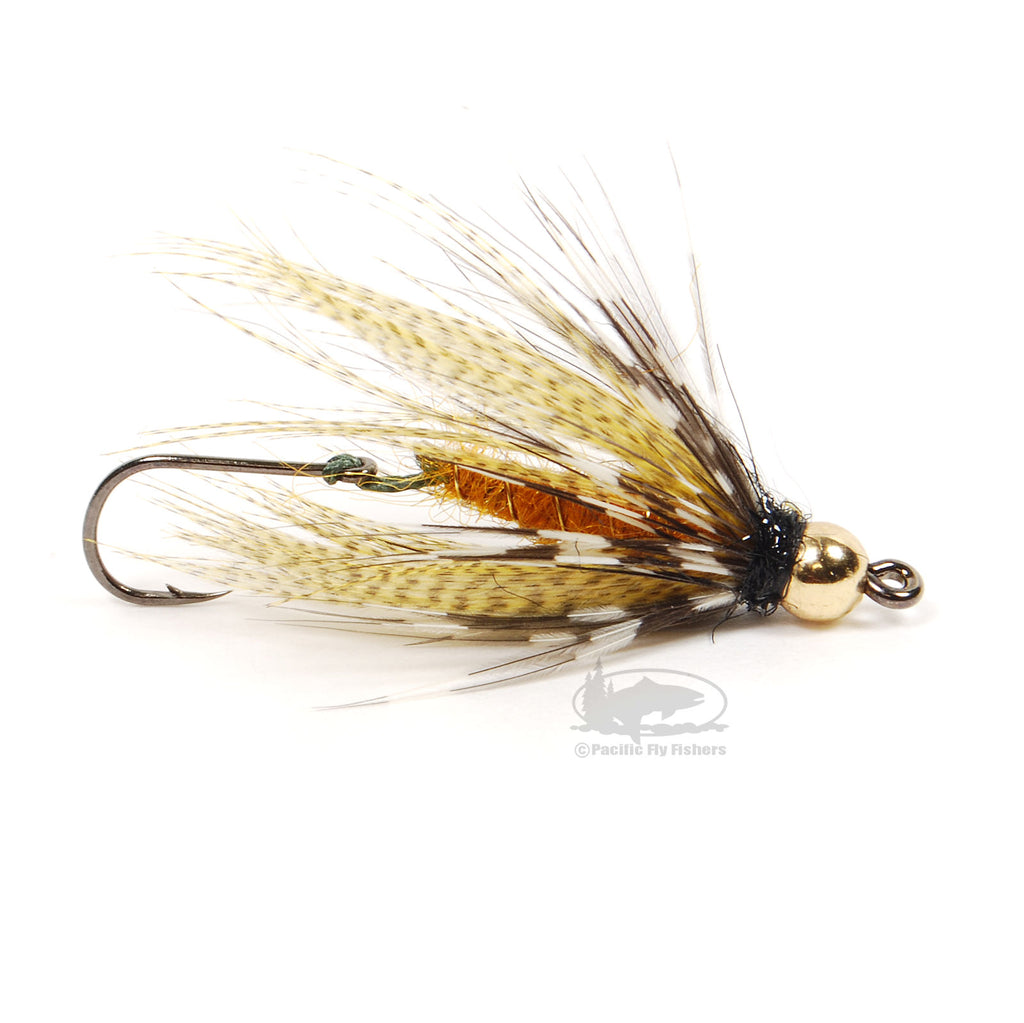 Perpetrator - October Caddis - Steelhead Fly