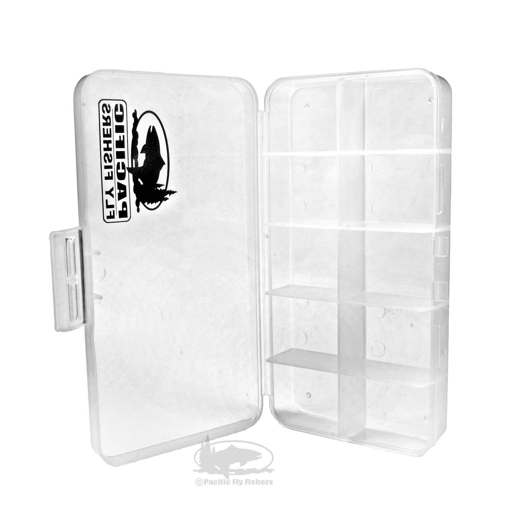 PFF Large 10 Compartment Fly Box