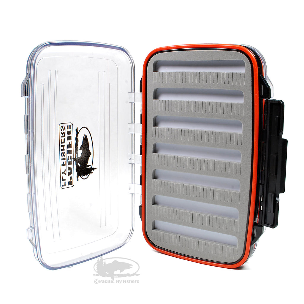 PFF X-Large Waterproof Foam Slit Fly Box - Pacific Fly Fishers