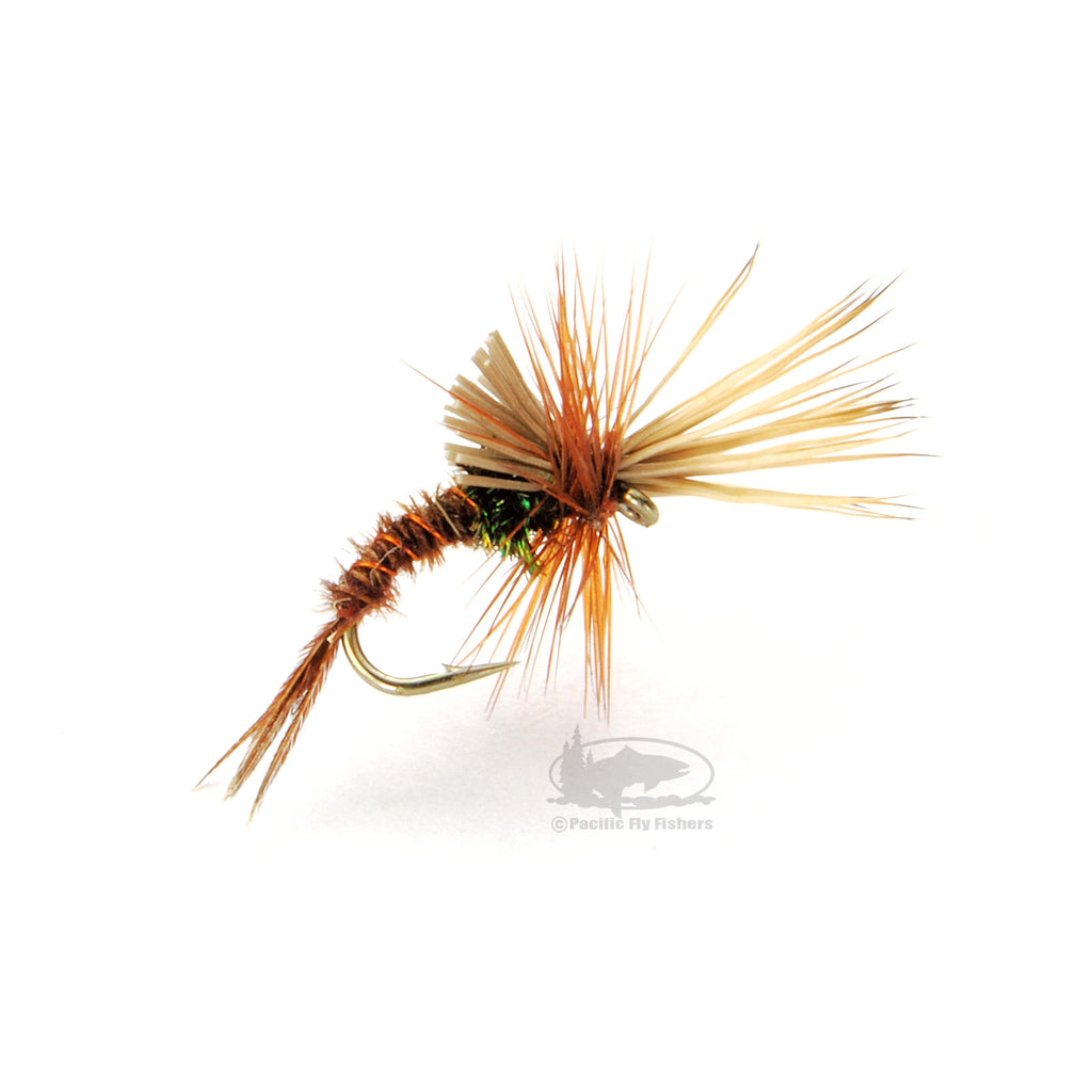 Pheasant Tail Challenged - Mayfly Emerger - Fly Fishing Flies