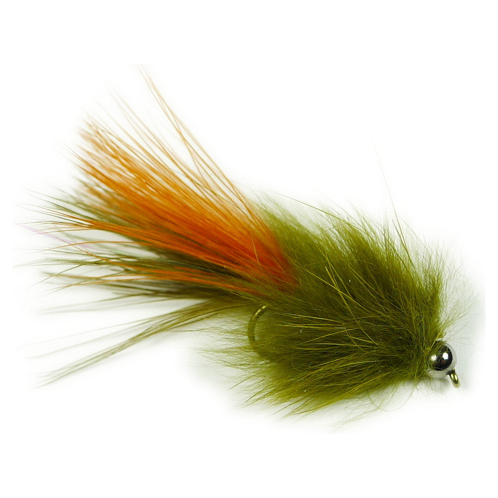 Pig Pen Leech - Olive / Orange