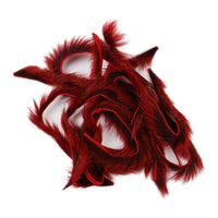 Pine Squirrel Zonker Strips - Red
