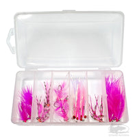 Pink Salmon Fly Assortment