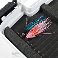 Plan D Boat Plus Fly Box - Articulated Streamer Fly Box