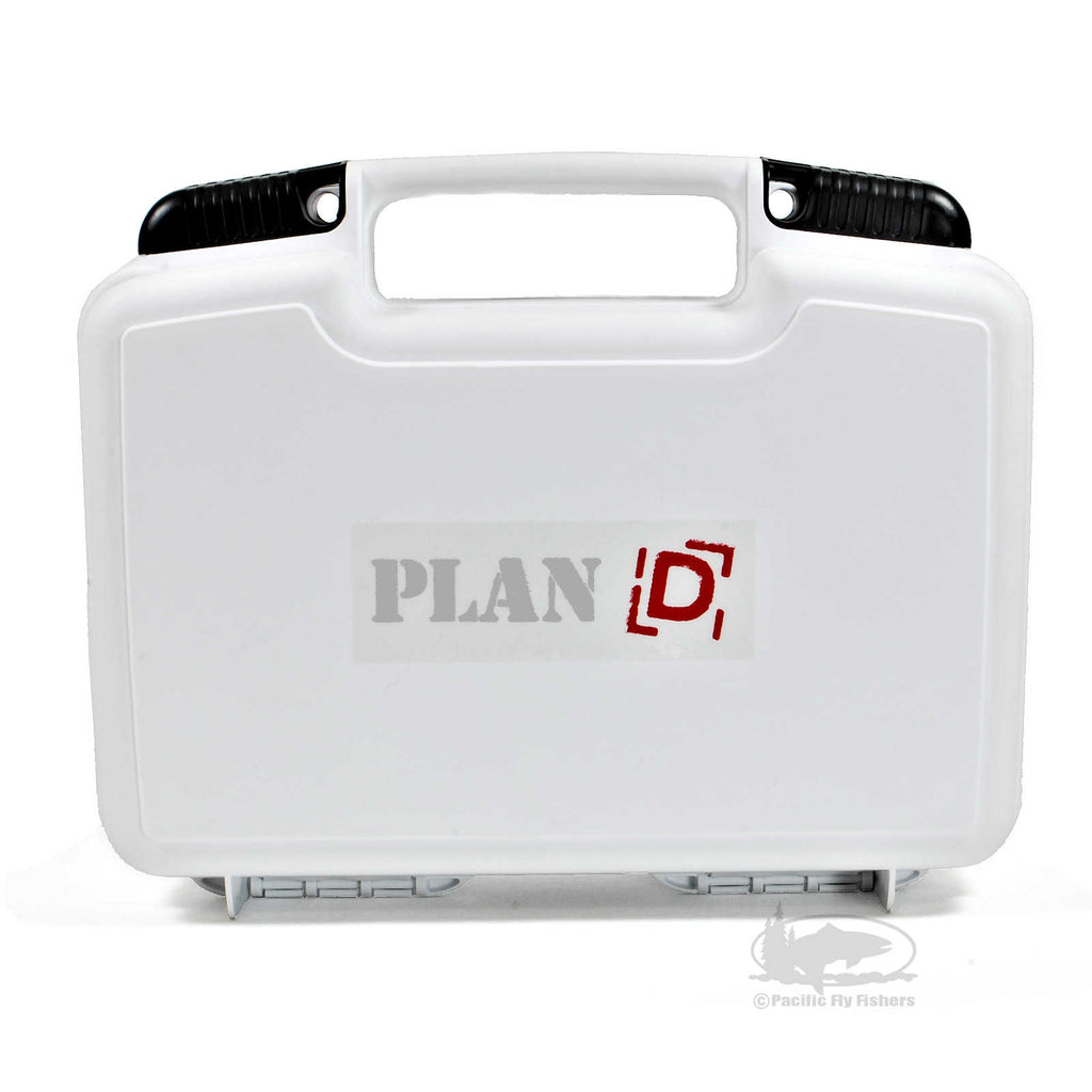 Plan D Boat Plus Fly Box - Holds 80 Articulated Flies