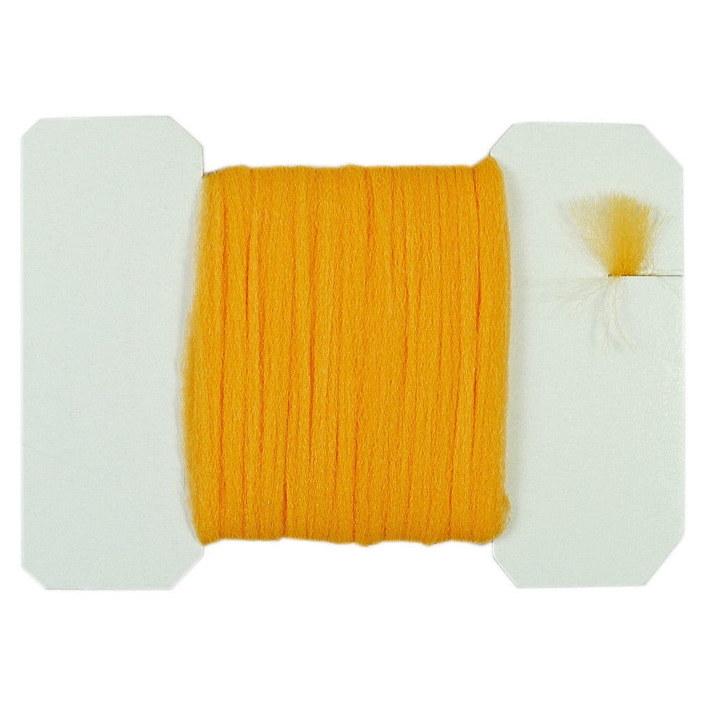 Polypro Floating Yarn - Light Orange