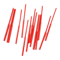 Pro Sportfisher Tube Fly System Flexitubes 40/40 - Fluorescent Red