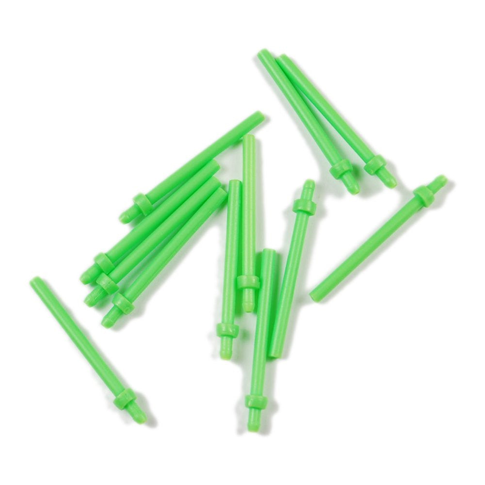 Pro Sportfisher Pro Microtubes - Fluorescent Green