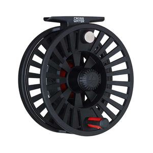 Pacific Fly Fishers Redington Crosswater fly reel angled