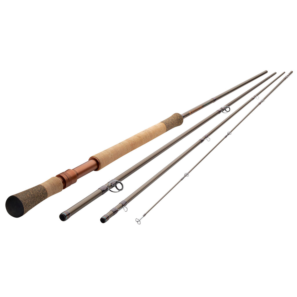 Redington Dually Spey and Switch Rods - Matte Bronze