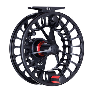 Redington Rise Fly Reels - Black