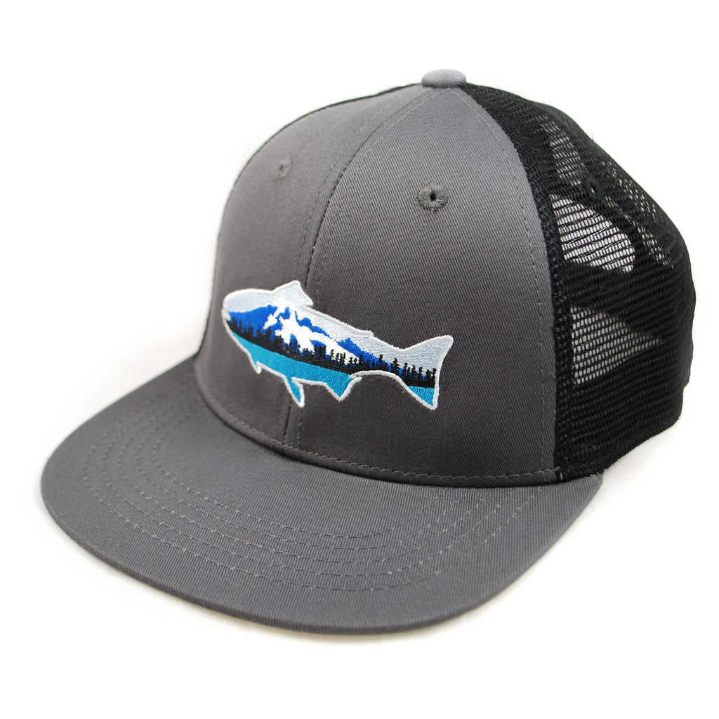 Rep Your Water Trucker Hat - Washington