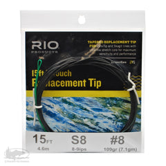 RIO 15ft InTouch Replacement Tips - Type 8 - 8wt